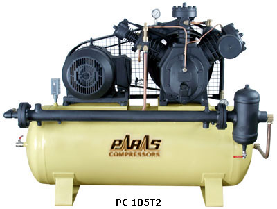 Multi stage High Pressure Air Compressors