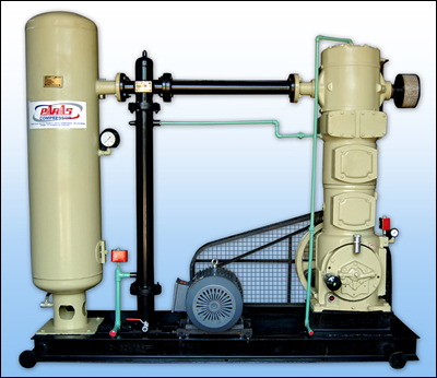 Heavy duty Water Cooled Air Compressors